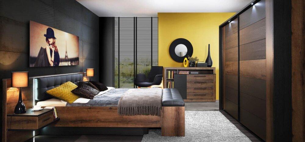 Kuidas kujundada magamistuba, et tunneksid end seal alati hästi?