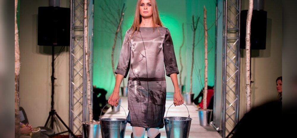 Tallin Fashion week Marilin Sikkal moeshow
