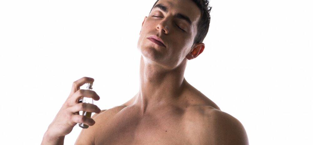 Naisteka parfüümitest: anna vaid meestele sõna — ja nad kirjutavad meile oopuse!