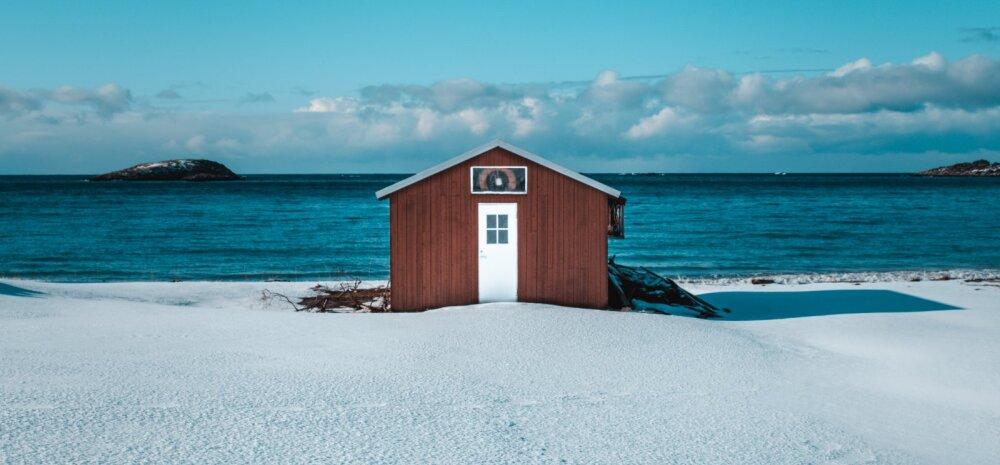 Исследование: жители Эстонии больше всего беспокоятся о своей недвижимости