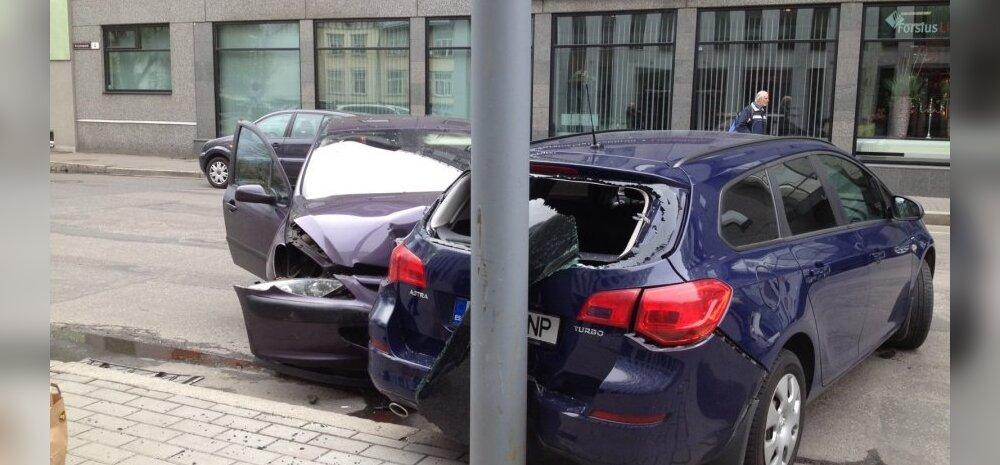 Õnnetus Tallinnas