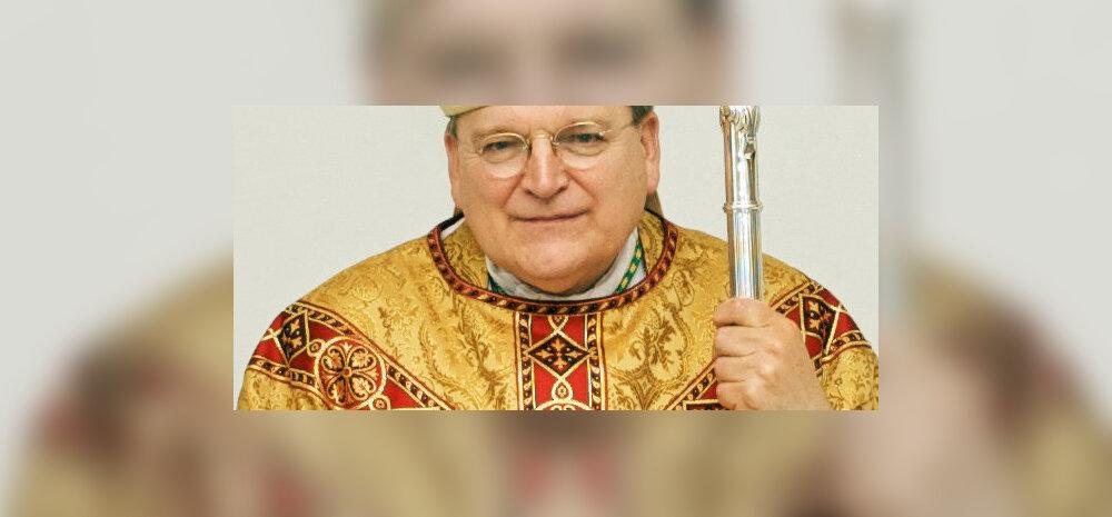 Vatikani tähtsuselt teine mees tagandati ametist
