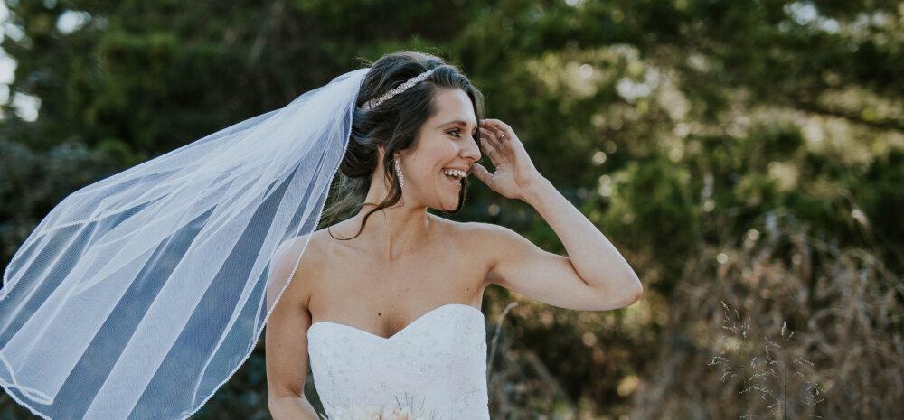 Pruutidele kohustuslik: seitse asja, milleta sa oma pulmapeol särada ei saa