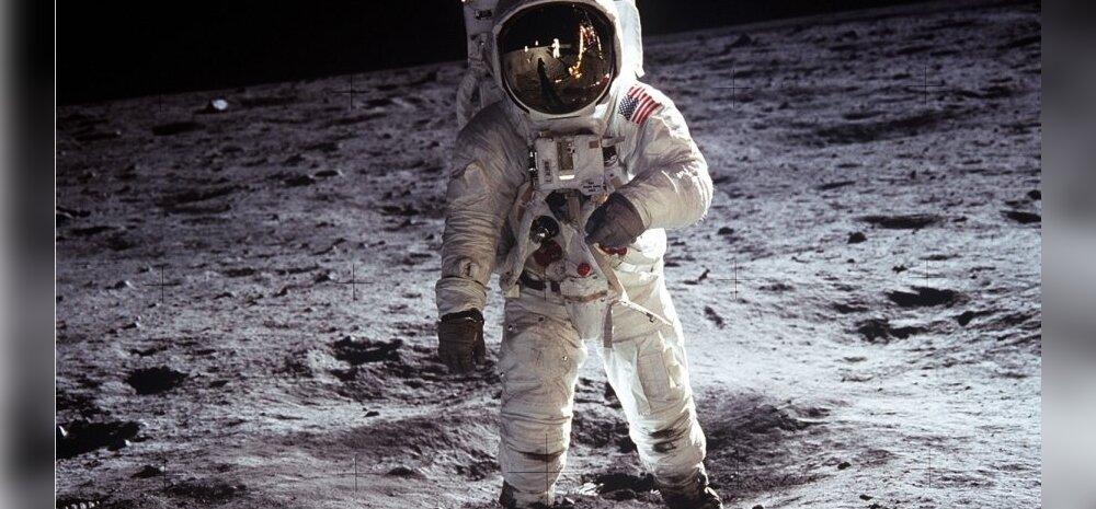 Suri esimesena Kuu pinnale astunud astronaut Neil Armstrong