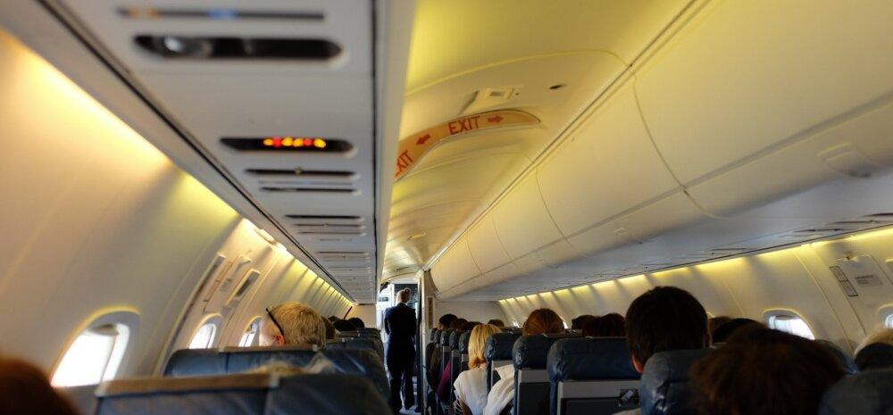 Nordic Aviation ei lenda