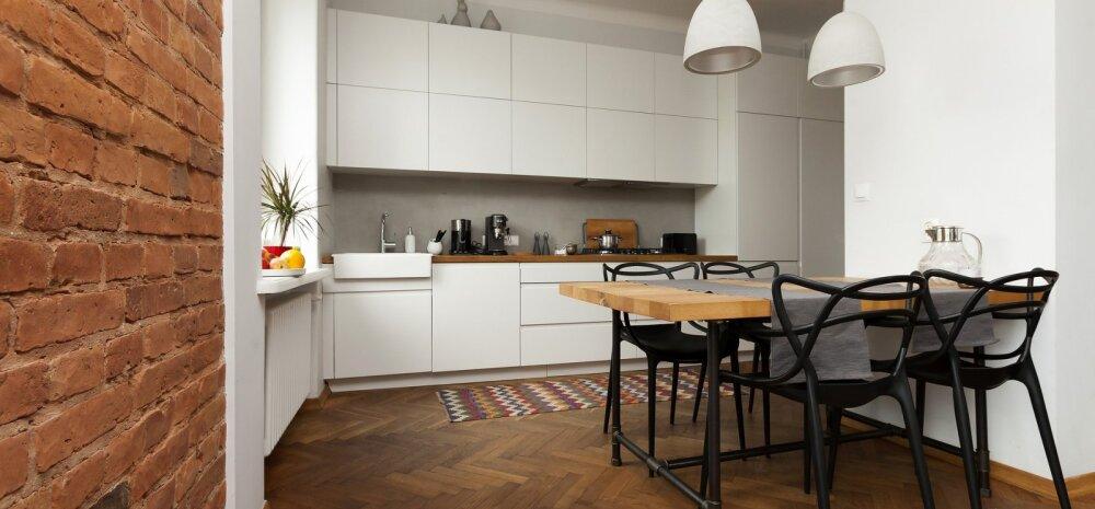 Почему в советских квартирах делали паркетные полы?