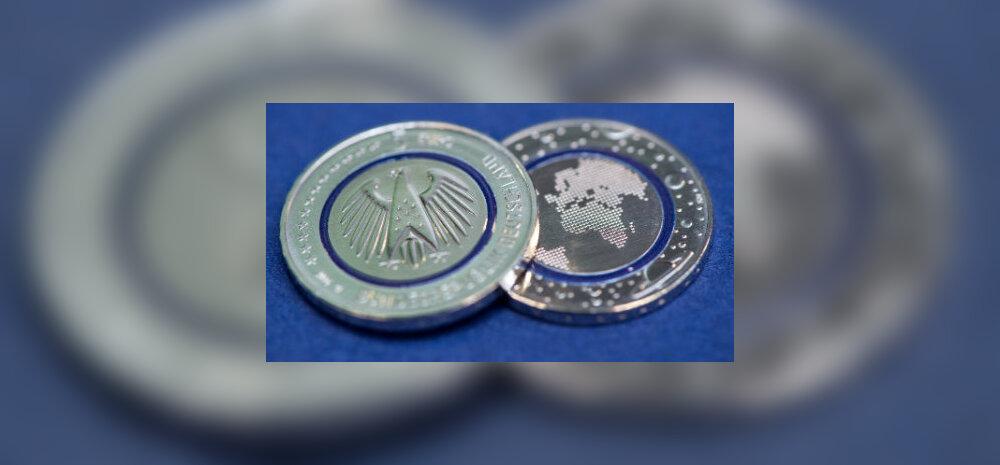 Eurotsooni esimene maa laseb ringlusesse viieeurose plastikelemendiga mündi, mis võib paberraha välja vahetada