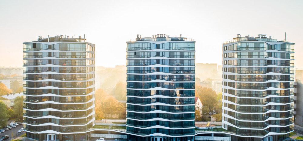 <strong>Skyline Residence pakub parimaid linnavaateid</strong>