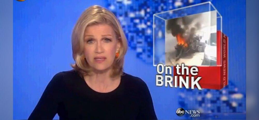 USA telekanal näitas Gaza hävingut Iisraeli pähe