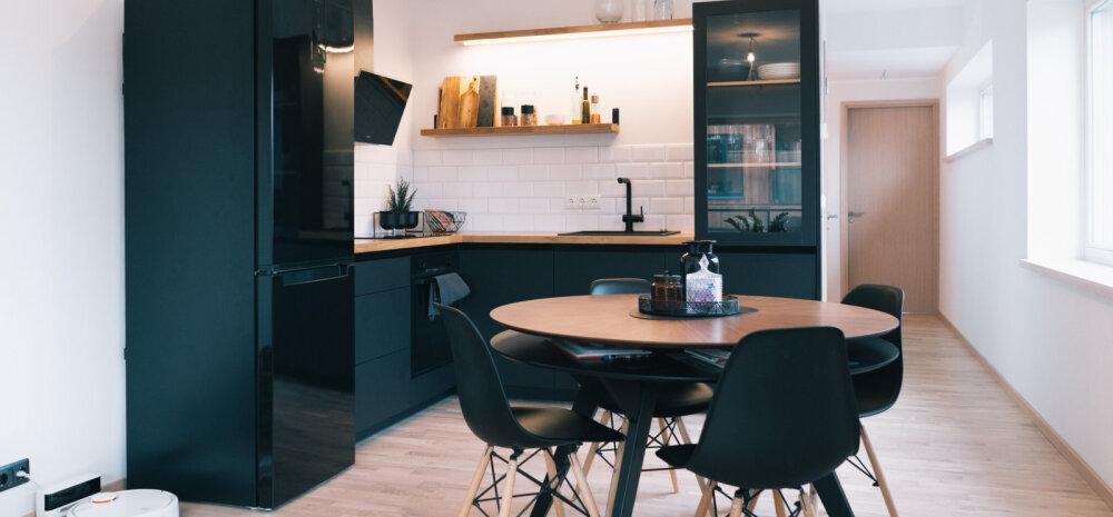 Köögikujundaja Hiie Härm: köök peab olema personaalne ja isikupärane