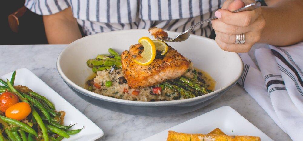Mida teha õhtusöögiga — süüa või mitte süüa?