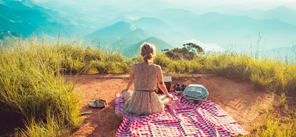 Kõige lihtsam ja kiirem viis tänulikkust õppida ja paremaks inimeseks saada on...?
