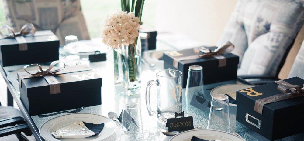 Naisteka pulmablogi: kõik toitlustusest ehk mida peaksid teadma ja tegema selleks, et külalised peol nälga ei jääks