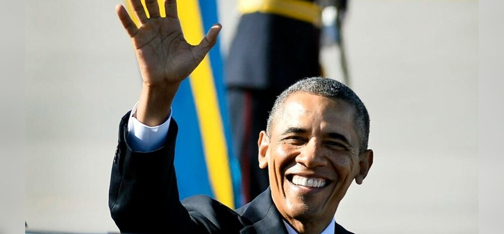 Obama: kindlasti ma päästaksin uppuva Putini