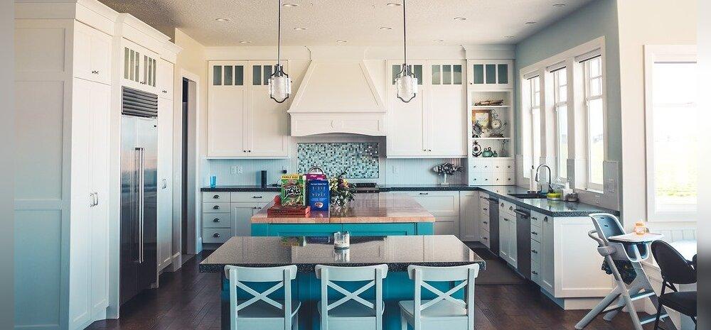 Köök on kodu süda — köögisalongide TOP 3
