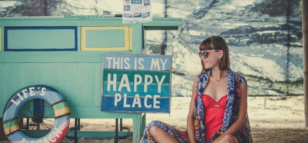 Lugeja kirjutas toreda motivatsiooniloo: leidsin nipi, kuidas ennast enesekindla ja rahulolevana tunda