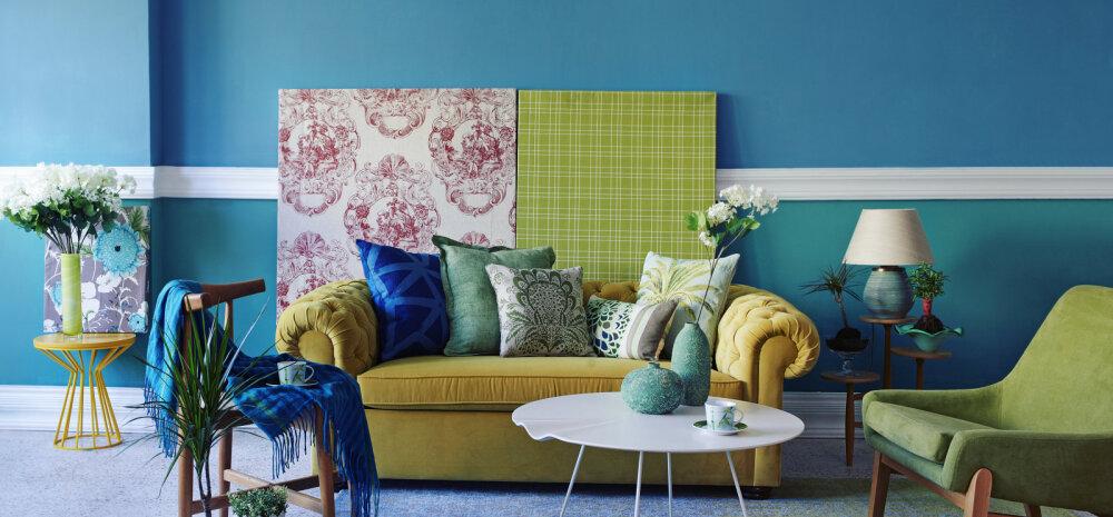 Millised värvid interjööris sobivad sinu tähtkujuga