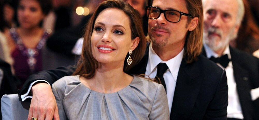 Jolie ja Pitt