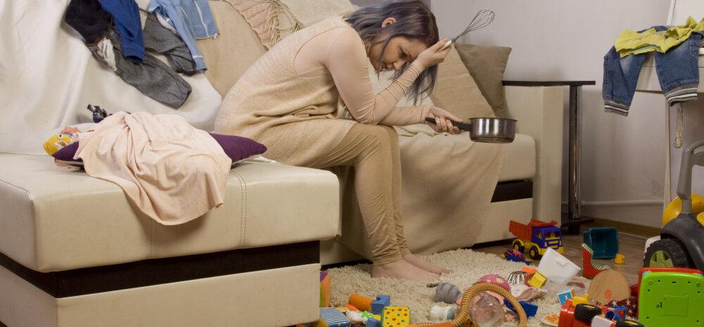 Missugune on emade töökoormus tegelikult?