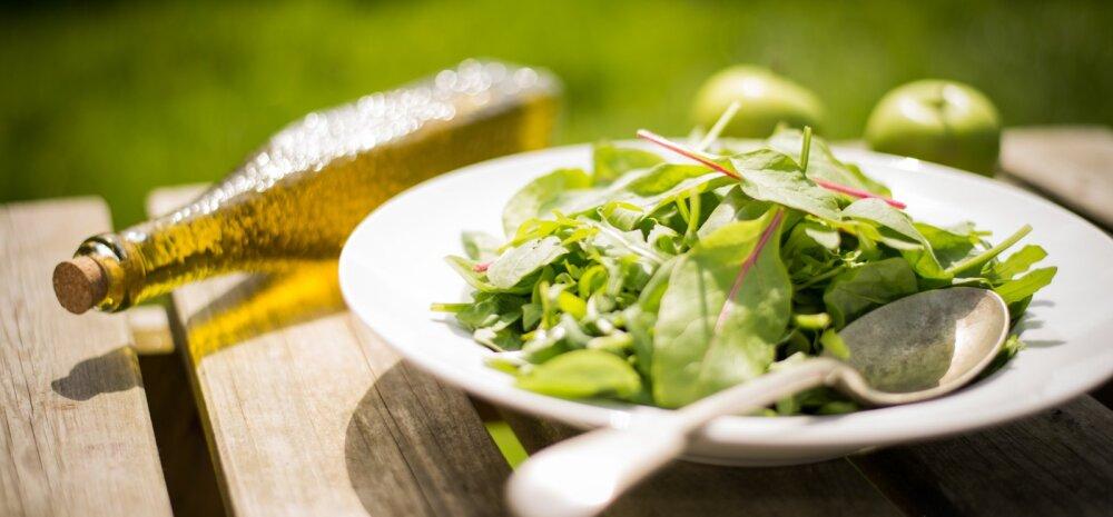 Särava naha jaoks: seitse toiduainet, mida peaksid iga päev sööma