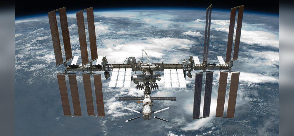 Kosmosejaam ISS võiks muutuda pealtkuulamiskindla kvantside vahejaamaks