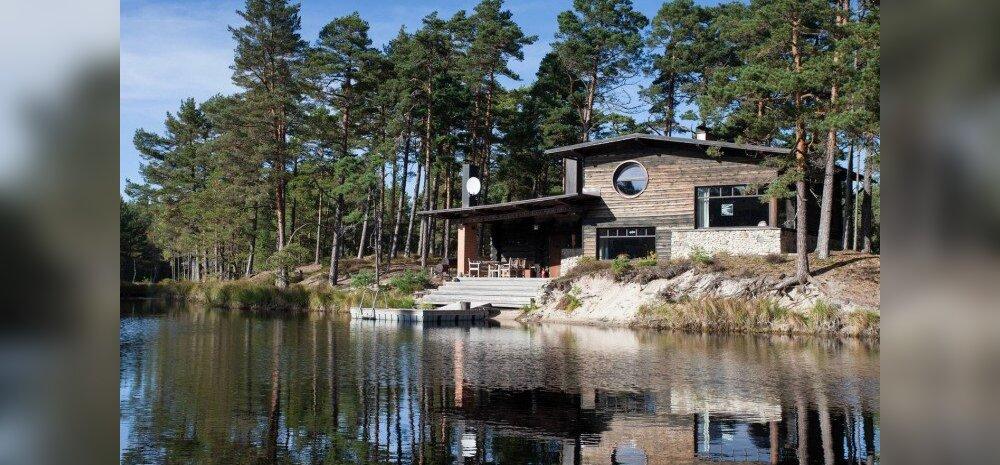 16 ägedat puhkemaja Eestis, mida suvel rentida