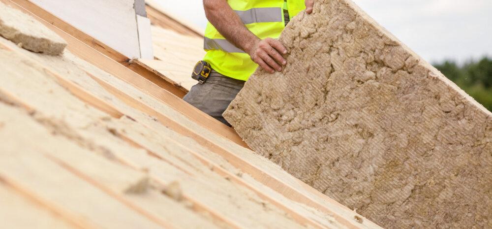 Milliseid vigu tasuks katuse soojustamisel kindlasti vältida?