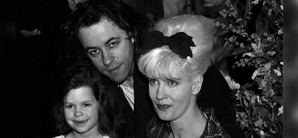 Britain Obit Peaches Geldof