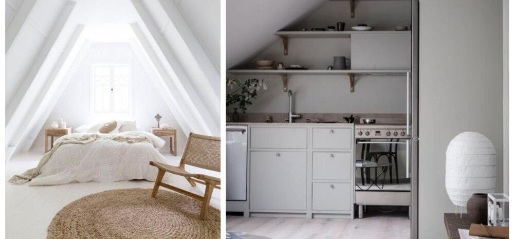 ФОТО | Как превратить темный и некрасивый чердак в уютное жилое помещение: 15 свежих идей