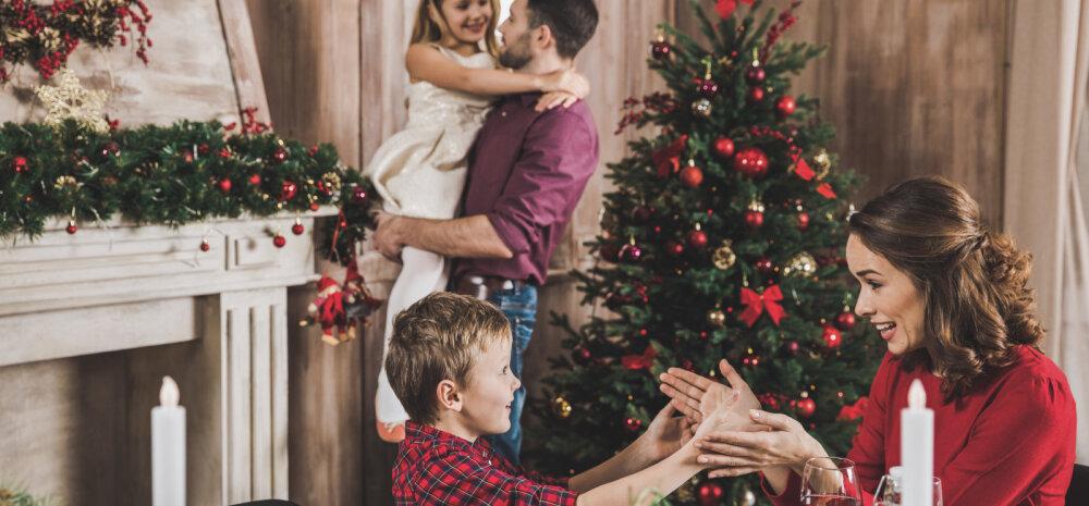 Lastele on vaja peretraditsioone: 10 lõbusat ja meeldejäävat viisi, kuidas aastavahetust pereringis tähistada