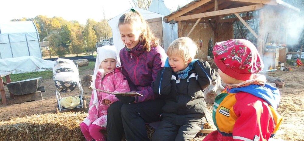 6d8ed1a16b1 Eesti lapsed käivad õuehoius. Miks nende vanemad sellise valiku on ...