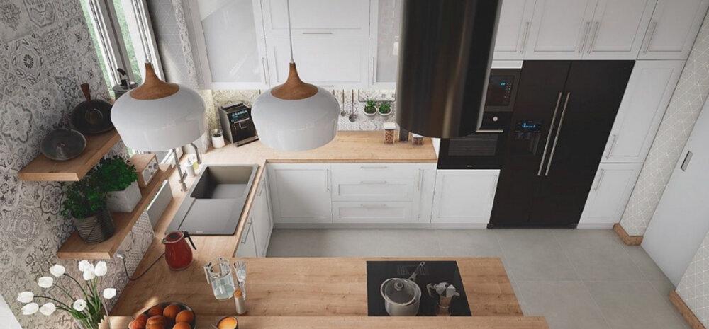 ГАЛЕРЕЯ │ Кухня буквой П: 26 идей дизайна