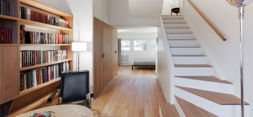 FOTOD | Pisike nõukaaegne korter muudeti detailideni läbi mõeldud praktiliseks koduks