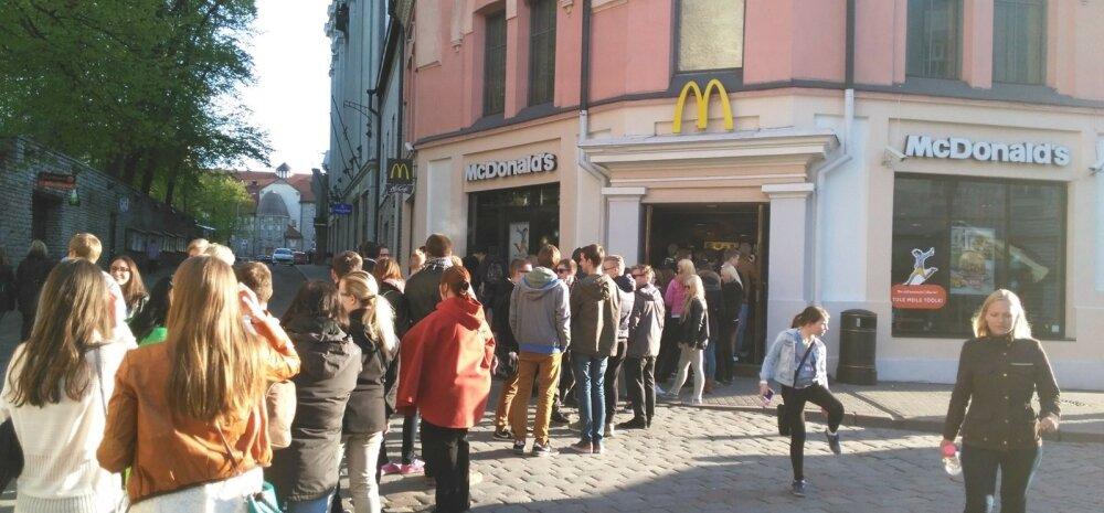 McDonaldsi 20. sünnipäev