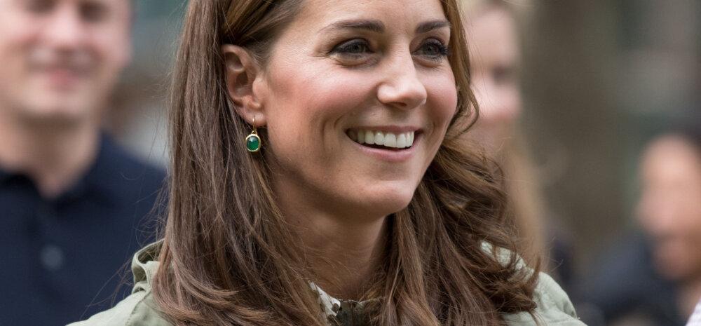 Söö nagu hertsoginna! Kate Middleton järgib toitumisel alati neid kaheksat raudreeglit