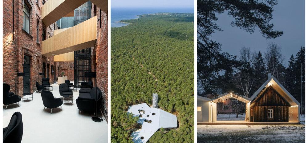 GALERIID | Selgusid 2019. aasta arhitektuuripreemiate võitjad