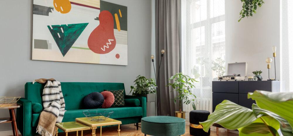 FENG SHUI saladused — kuidas kujundada elutuba, esikut, kööki ja teisi tube?