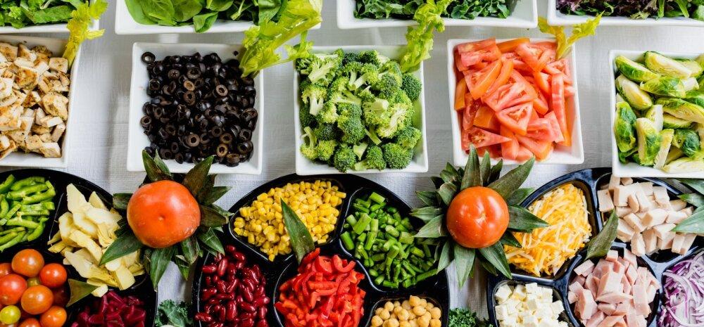 Selle suvise ja lihtsa dieediga kaotad suurema vaevata kolm üleliigset kilo!