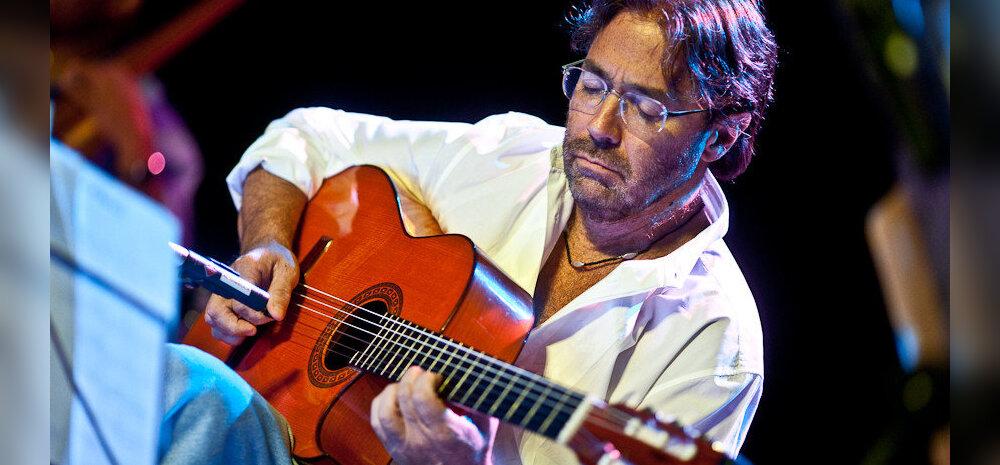 PUBLIK SOOVITAB: Täna astub üles Jazzkaare peaesineja kitarrilegend Al di Meola