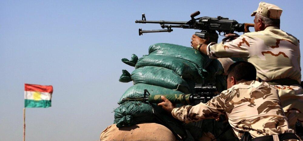Iraak astus luureliitu Iraani, Süüria ja Venemaaga