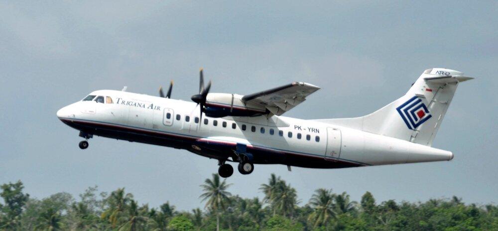 Mäkke lennanud Trigana Air'i reisilennuki pardal oli pool miljonit dollarit sularaha