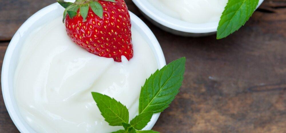 Valiolt tulevad müügile autentsel meetodil valmistatud kreeka jogurtid