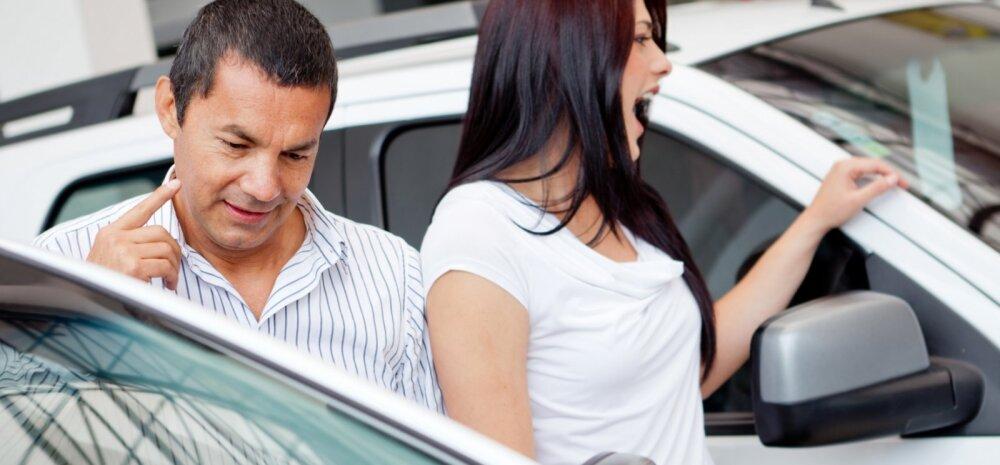 Viis asja, millele tasub mõelda enne uue auto ostmist
