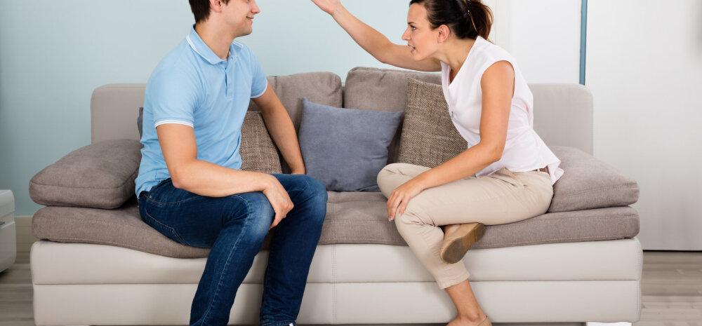 Sten kurjustab: naine ei tea ise ka, mida tahab, aga nõuab seda minult!