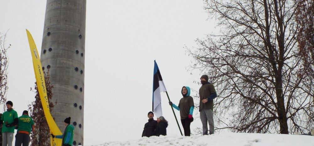 Noored Kotkad ja Kodutütred Leedus