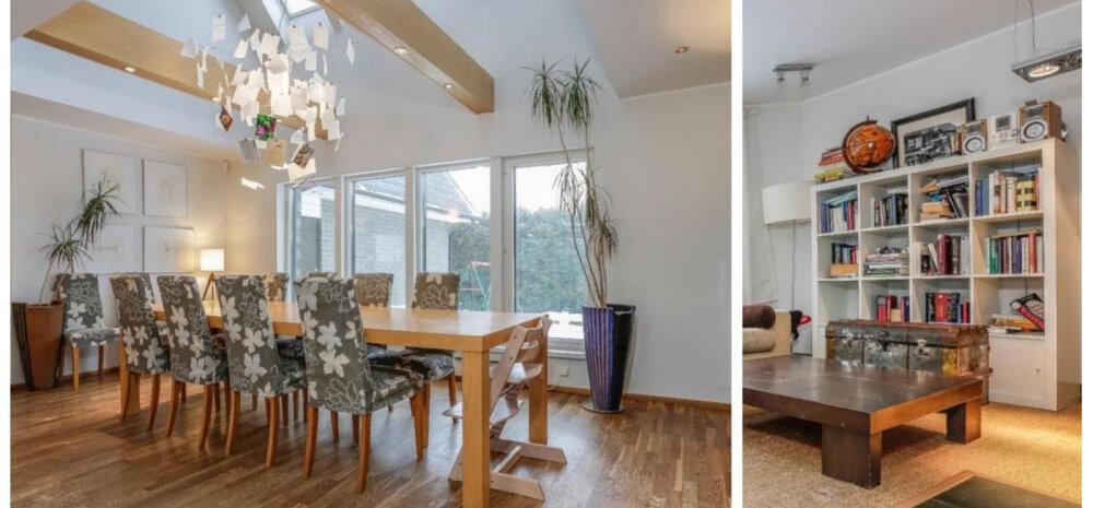 ФОТО │ Дом вблизи пляжа Какумяэ: скандинавский простор и дизайнерские идеи