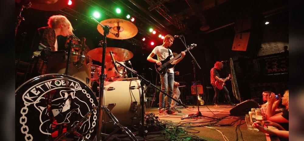 FOTOD: Padar, Lepland, Smilers ja Ketikoerad meelitasid Rock Cafésse erakordse rahvamassi!