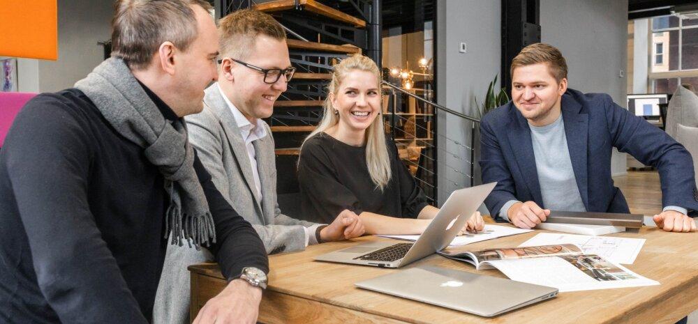 Eesti mööblitootjatel ja disaineritel on lihtne võimalus välisturgudele laieneda