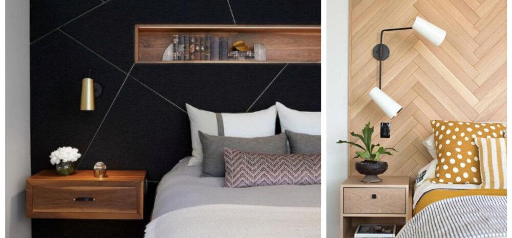 Kümme lihtsat ideed, kuidas magamistoale uus ja värskem välimus anda