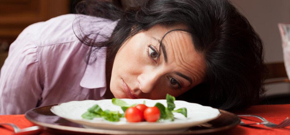 Neli hullu dieeti, mis kindlasti rikuvad su tervise